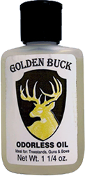 Golden Buck Hunters Odorless Oil