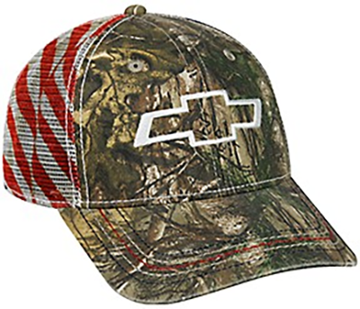 USA Mesh Back Realtree Edge Chevrolet Hat