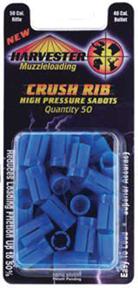 50c Crushed Rib Sabot 40c Bullet