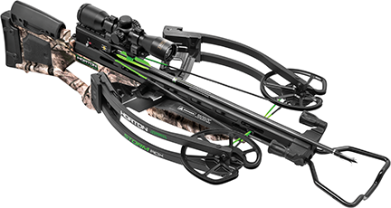 18 Storm RDX Crossbow Pkg w/3X Proview 2 Scope+Quiver+Deddsled