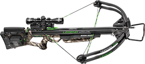 17 Legend Ultra Lite Crossbow Pkg w/4x32 M.L Scope/Acudraw