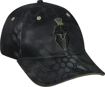 Kryptek Logo Embroidered Hat Typhoon