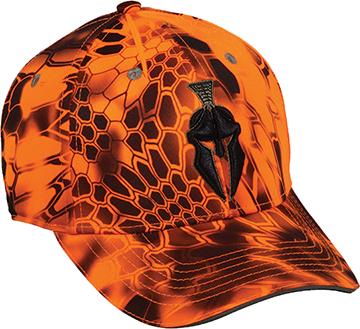 Kryptek Logo Embroidered Hat Inferno