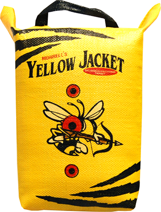 Yellow Jacket Crossbow F/P Discharge Target 10x15x8