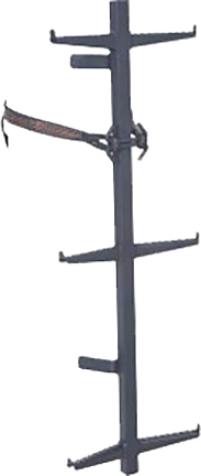 "Aluminum Hang On Ladderstand 32"" Sections"