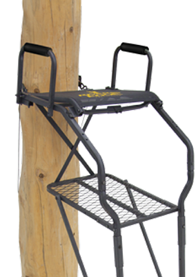 Bowman 20 Ladder Stand