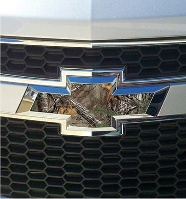 Auto Emblem Kit Xtra Camo