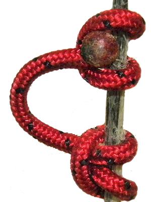 Super Loop 2mm D-Loop Red