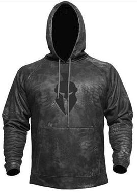 Tartaros Hoodie Typhon/Black Medium