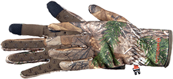 Womens Bow Ranger Touch Tip Glove Realtree Xtra Camo L/XL