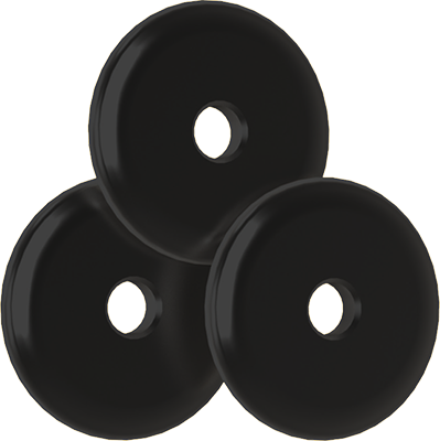 B-Stinger Freestyle/Sport Hunter Weights 1oz Black