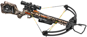 17 Invader G3 Crossbow Package w/3X M.L. Scope Acu52