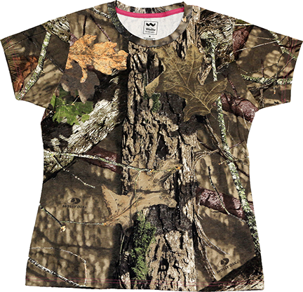 Womens Short Sleeve TShirt Mossy Oak Country Xsmall