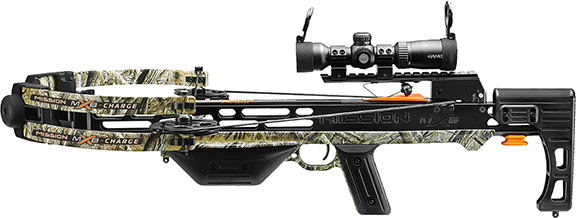 *M 17 Charge Crossbow Hunter Kit Lost AT Camo