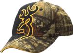 Browning Big Buckmark Hat Mossy Oak Infinity / Black
