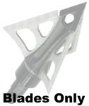 Muzzy Merc 100gr Replacement Blades