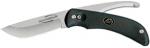 Outdoor Edge Swing Blade w/Sheath Black Knife