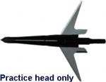 "Swhacker 125gr 2.25"" Practice Head"