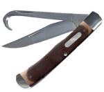 Old Timer Hoof Pick 2-Blade Folder Knife