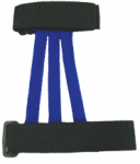 Adult Web Armguard Blue