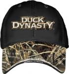 Duck Dynasty Logo Baseball Cap Black & Max 4