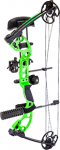 """Quest Radical Package Green/Black Right Hand 25"""" 40#"""