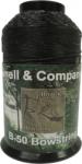 Brownell B50 String Material Black 1/4 lb