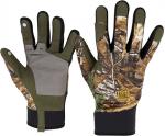 Heat Echo Shooters Glove Realtree Edge Camo Large
