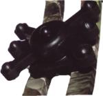 Magnum Split Limb Black 1026B Dampener