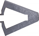 Swhacker Replacement Blades Razor Series Bleeder .015 6 pk