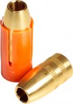 Knight Bloodline Bullets .50c 250gr Orange Sabot