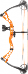 Diamond Atomic Bow Package Bright Orange 12-24in. 29lb RH