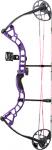 Diamond Prism Bow Package Purple 18-30 in. 5-55 lbs. RH