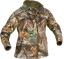 Womens Heat Echo Light Jacket Realtree Edge Camo Large