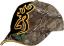 Browning Big Buckmark Hat Realtree Xtra/Flash Black