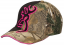 Browning Big Buckmark Hat Realtree Xtra/Fuchsia