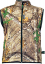 Cold Canyon Waterproof Fleece Vest Realtree Edge Camo Xlarge