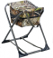 HS Camo Dove Stool w/o Back Xtra Green