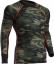 Indera Performance Camouglage Thermal Shirt L/S Camo Medium