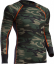 Indera Performance Camouglage Thermal Shirt L/S Camo X-Large