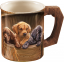 Wild Wings Sculpted Mug All Hands on Deck