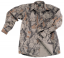 Bush Shirt Natural Camo 2X