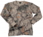 Long Sleeve Tshirt Natural Camo Large