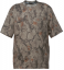 Short Sleeve Tshirt Natural Camo 2X