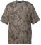 Short Sleeve Tshirt Natural Camo 2X
