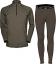 Hecs Base Layer Pants & Shirt Green XL