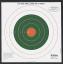 Allen Bullseye Style Target 100yd. Sight-In