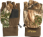Hot Shot Bulls Eye Junior Glove Realtree Edge Small/Medium