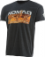 Nomad Rolling Whitetail Tee Dark Grey Heather Medium