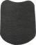 Cir-Cut Bow Grip Black Deerskin